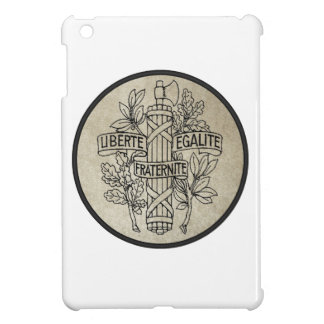 Liberte, Egalite, Fraternite iPad Mini Covers
