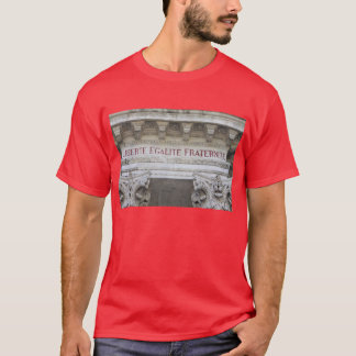 liberte-egalite-fraternite Je suis Paris T-Shirt