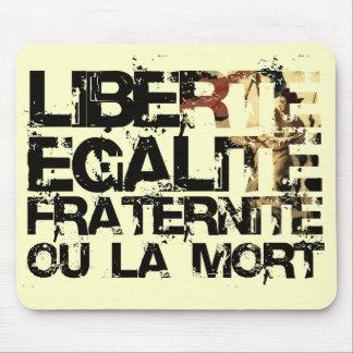 Liberte Egalite Fraternite: The French Revolution Mouse Pad