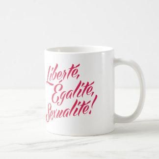 Liberté, égalité, sexualité! Classic Mug