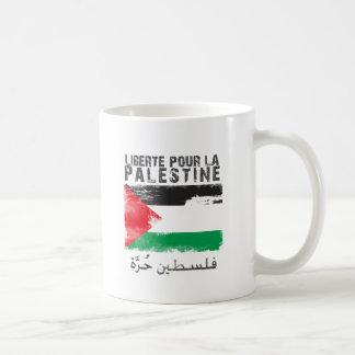 Liberté pour la Palestine (filistin hurra) Coffee Mug