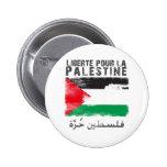 Liberté vierte el la Palestina (el hurra del filis Pin