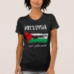 Liberté vierte el la Palestina (el hurra del Camisetas