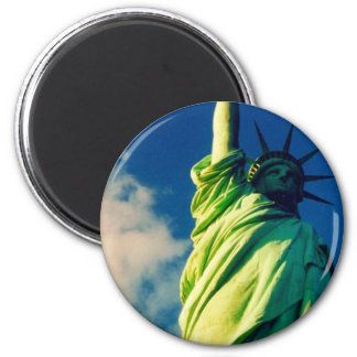 liberty 2 inch round magnet