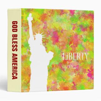 Liberty 3 Ring Binder