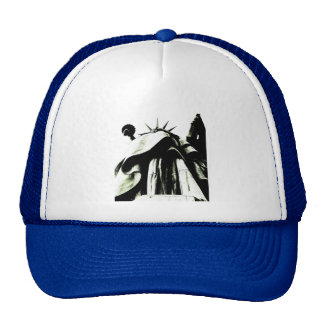 LIBERTY abstract Trucker Hat