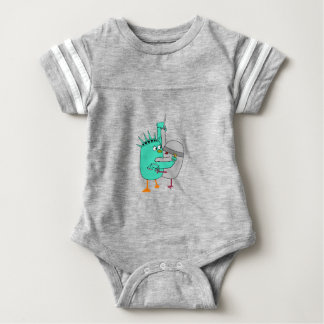 Liberty and Justice for all Baby Bodysuit