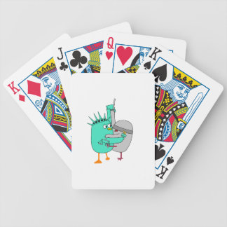 Liberty and Justice for all Bicycle Playing Cards