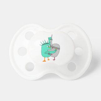 Liberty and Justice for all Pacifier