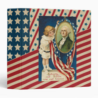 Liberty and Union Now and Forever Binder