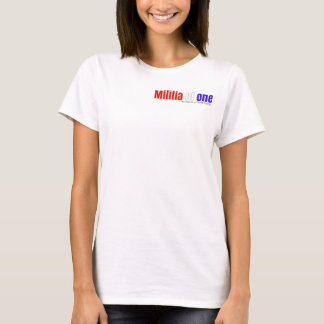 Liberty and Values Womens T-Shirt