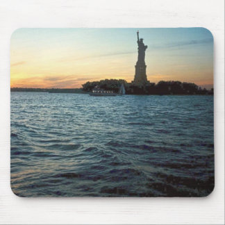 Liberty at Sunset Mouse Pad