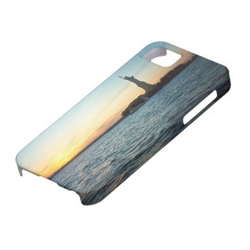 Liberty at SunsetIPhone 5 Case Case For iPhone 5/5S