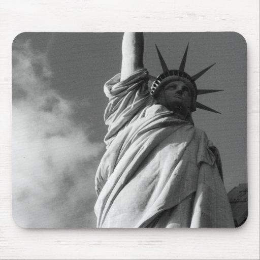 liberty b and w mousepads