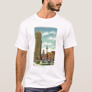 Liberty Bank Bldg, City Hall T-Shirt
