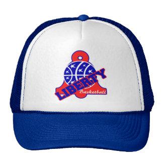 Liberty Basketball Cap Trucker Hat