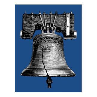 Liberty Bell, 19Th Century Postcard