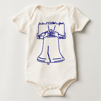 Liberty Bell #2 Baby Bodysuit