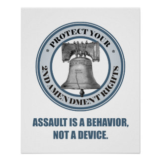 Liberty Bell - asalto Posters