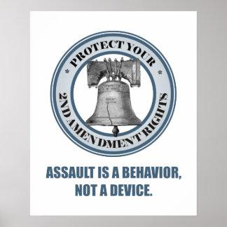 Liberty Bell -Assault Poster