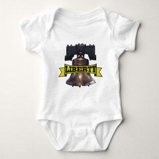 Liberty Bell Baby Bodysuit