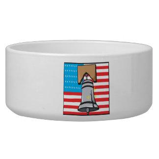 Liberty Bell Boles Para Gatos