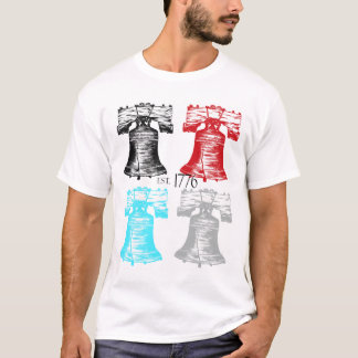 Liberty Bell Collage T-Shirt