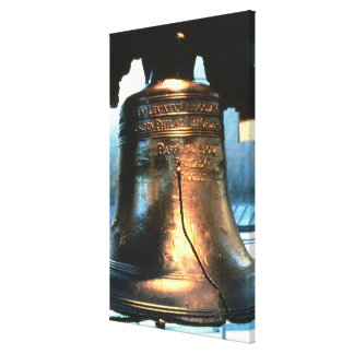 Liberty Bell, commissioned in 1751 (bronze) (see a Canvas Print