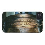 Liberty Bell, commissioned in 1751 (bronze) (see a Case-Mate iPhone 4 Cases