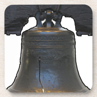 Liberty Bell Beverage Coaster