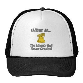 Liberty Bell Crack Trucker Hat