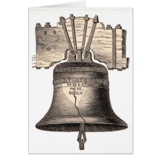 Liberty Bell Felicitacion