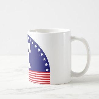 liberty bell flag coffee mug