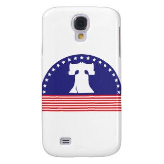 liberty bell flag galaxy s4 case