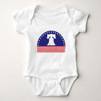 liberty bell flag tee shirt
