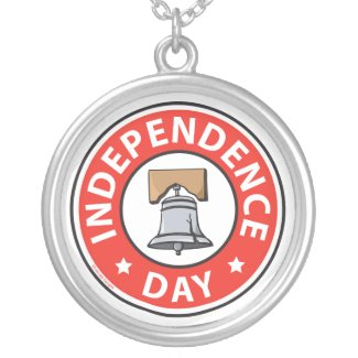 Independence Day Necklace