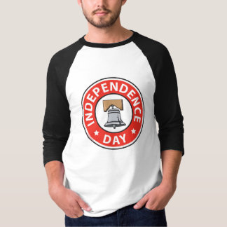 Liberty Bell Independence Day Tee Shirt