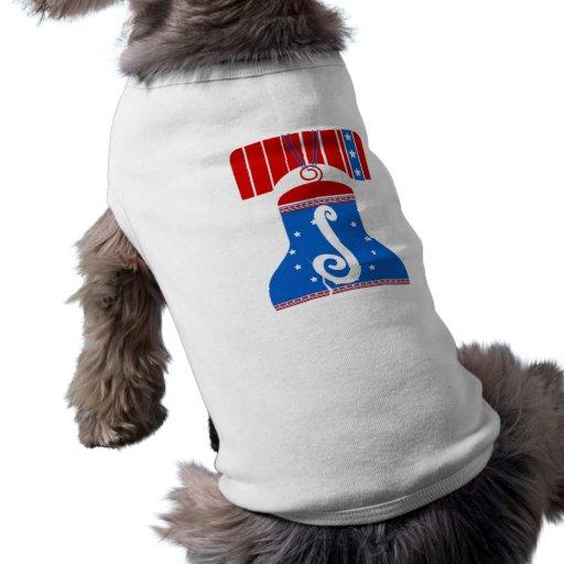 Liberty Bell J Camisetas Mascota