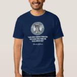 Liberty Bell -Jefferson 2nd Amendment Quote Tshirts
