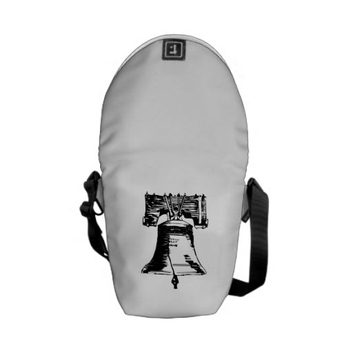 Liberty Bell Courier Bags