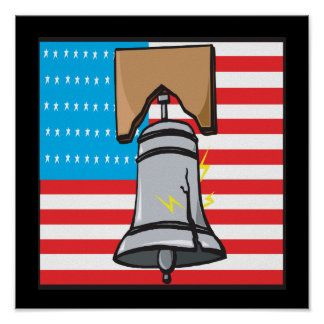 Liberty Bell Posters
