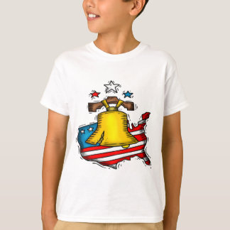 Liberty Bell Patriotic T-Shirt