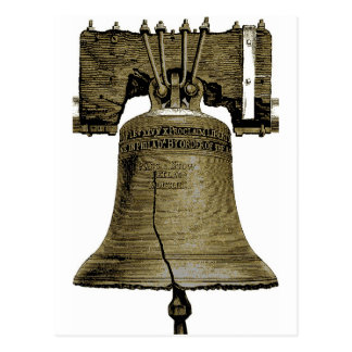 LIBERTY BELL POST CARDS
