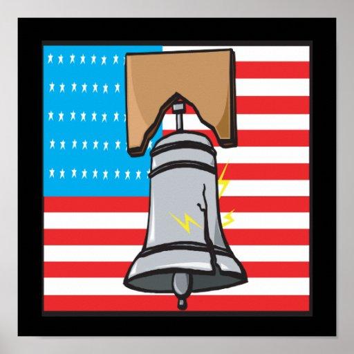 Liberty Bell Print