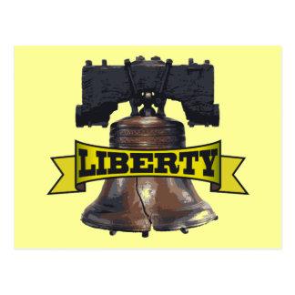 Liberty Bell Postal