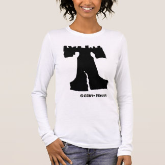 Liberty Belle. Long Sleeve T-Shirt