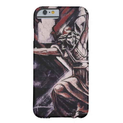 Liberty. Beloved Liberty_Propaganda poster Barely There iPhone 6 Case