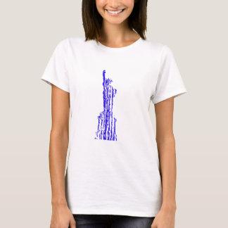 Liberty blue streak T-Shirt