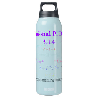 Liberty Bottle - pi day