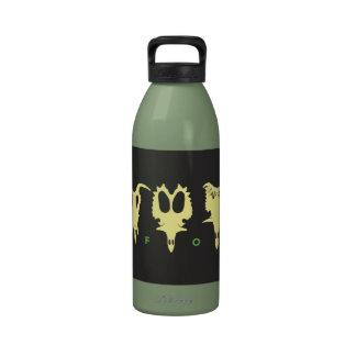 Liberty Bottle / UFOP Ceratopsian Skull Design Drinking Bottles